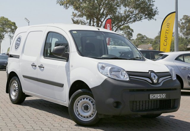 Discounted Demonstrator, Demo, Near New Renault Kangoo SWB EDC, Narellan, 2016 Renault Kangoo SWB EDC Van