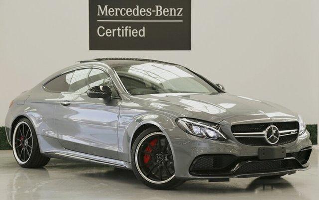 Used Mercedes-Benz C63 AMG SPEEDSHIFT MCT S, Narellan, 2016 Mercedes-Benz C63 AMG SPEEDSHIFT MCT S Coupe