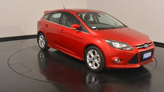 Used Ford Focus Sport PwrShift, Welshpool, 2013 Ford Focus Sport PwrShift Hatchback.