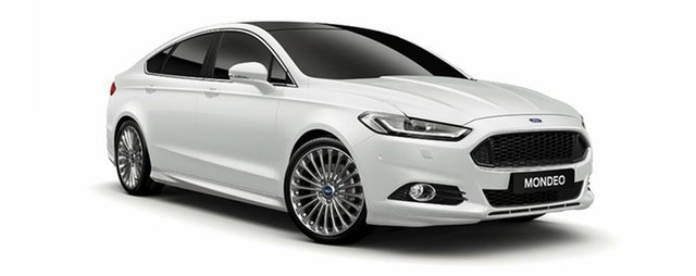 Demonstrator, Demo, Near New Ford Mondeo Titanium SelectShift, Narellan, 2016 Ford Mondeo Titanium SelectShift Hatchback