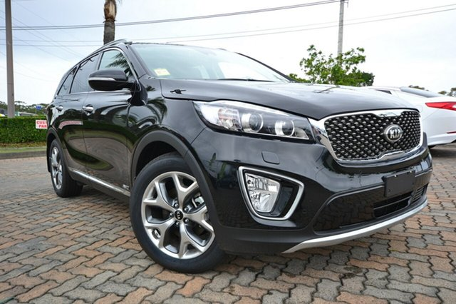 Discounted Demonstrator, Demo, Near New Kia Sorento Platinum AWD, Southport, 2016 Kia Sorento Platinum AWD SUV