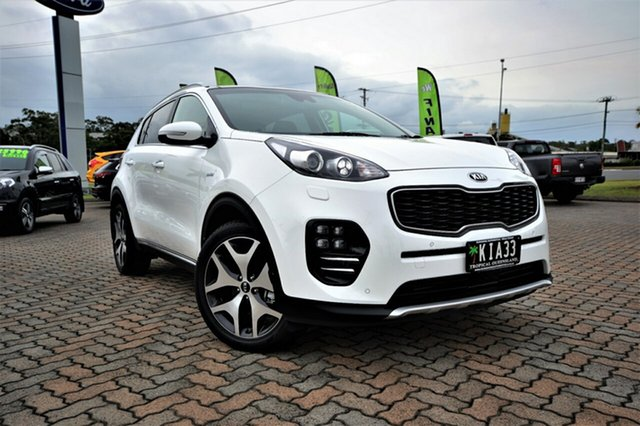 Discounted Demonstrator, Demo, Near New Kia Sportage Platinum AWD, Southport, 2016 Kia Sportage Platinum AWD SUV