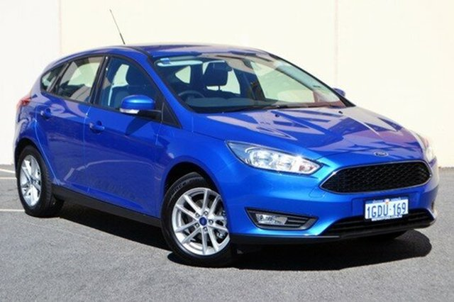 Discounted Demonstrator, Demo, Near New Ford Focus Trend, Midland, 2016 Ford Focus Trend Hatchback