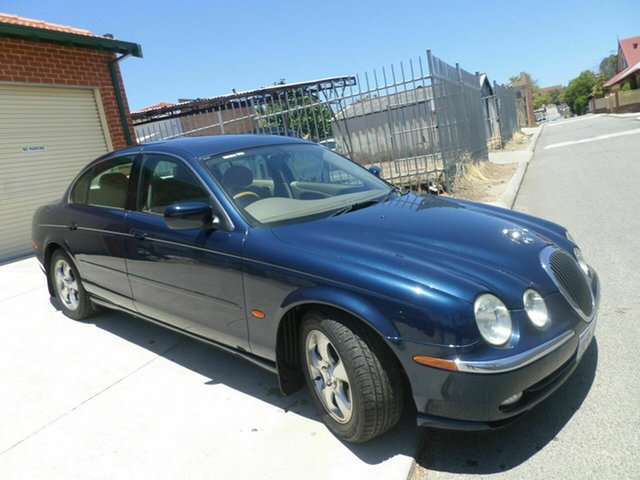 Used Jaguar S-Type, Mount Lawley, 2000 Jaguar S-Type Sedan