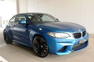 Demonstrator, Demo, Near New BMW M2 Pure, 2016 BMW M2 Pure F87 Coupe