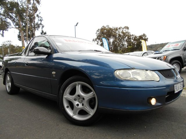 Used Holden Commodore, Upper Ferntree Gully, 2002 Holden Commodore Utility