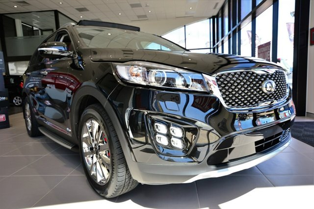 Discounted Demonstrator, Demo, Near New Kia Sorento GT-Line AWD, Southport, 2016 Kia Sorento GT-Line AWD SUV