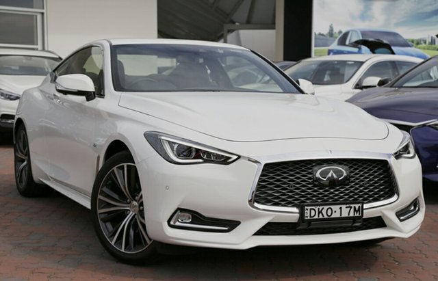 Discounted Demonstrator, Demo, Near New Infiniti Q60 GT, Southport, 2016 Infiniti Q60 GT Coupe