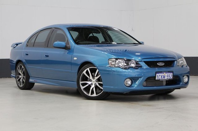 Used Ford Falcon XR6T, Bentley, 2007 Ford Falcon XR6T Sedan
