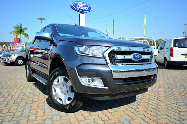 Discounted Demonstrator, Demo, Near New Ford Ranger XLT Super Cab, Southport, 2016 Ford Ranger XLT Super Cab Utility