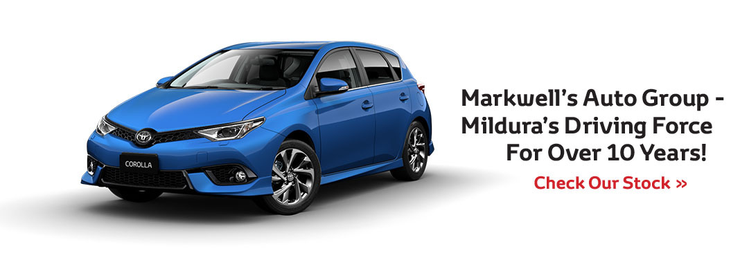 Markwell's Auto Group | Corolla