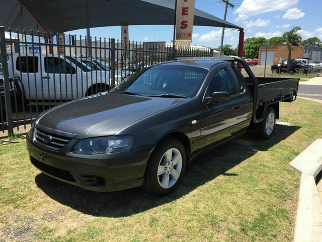 Discounted Used Ford Falcon XL, Toowoomba, 2007 Ford Falcon XL Cab Chassis
