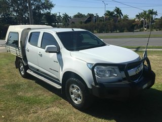 Used Holden Colorado LT Crew Cab, Burleigh Heads, 2012 Holden Colorado LT Crew Cab RG MY13 Utility