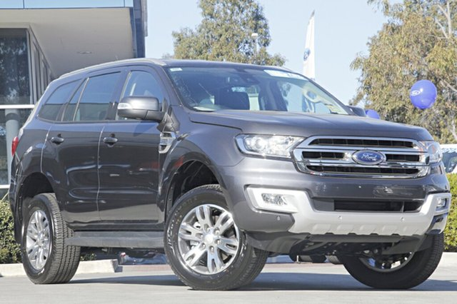 Discounted Demonstrator, Demo, Near New Ford Everest Trend, Southport, 2016 Ford Everest Trend Wagon