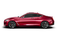 New Infiniti Q60, Peter Warren Infiniti, Warwick Farm