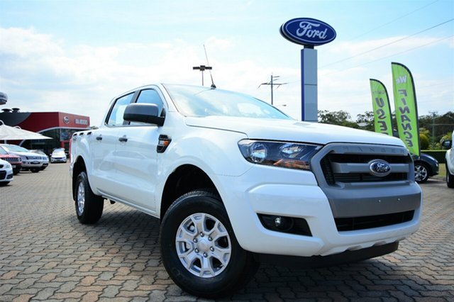 Discounted Demonstrator, Demo, Near New Ford Ranger XLS Double Cab, Southport, 2016 Ford Ranger XLS Double Cab Utility