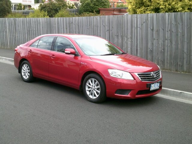 Used Toyota Aurion AT-X, North Hobart, 2010 Toyota Aurion AT-X Sedan