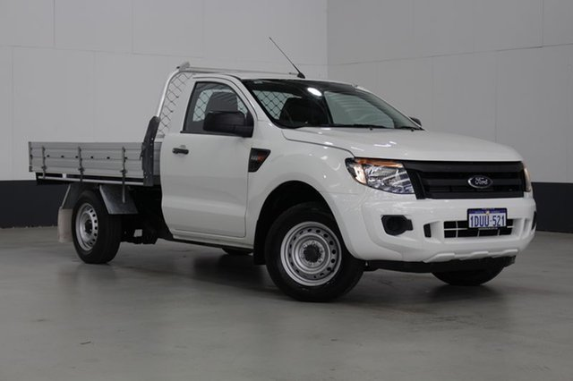 Used Ford Ranger XL 2.2 (4x2), Bentley, 2012 Ford Ranger XL 2.2 (4x2) Cab Chassis