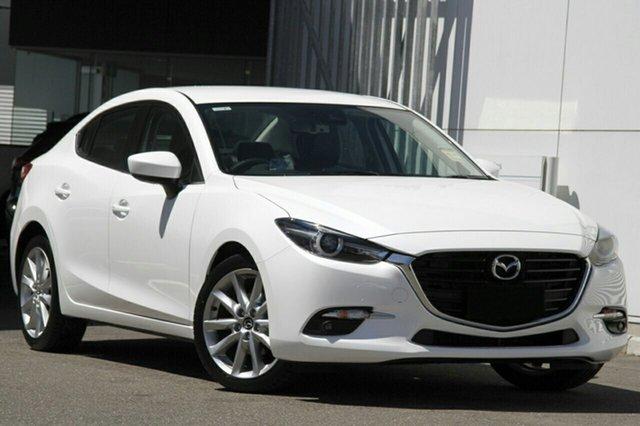 New Mazda 3 SP25 SKYACTIV-MT GT, Cheltenham, 2018 Mazda 3 SP25 SKYACTIV-MT GT Sedan