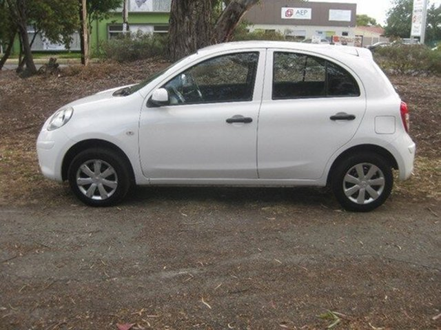 Used Nissan Micra ST, Beverley, 2012 Nissan Micra ST Hatchback