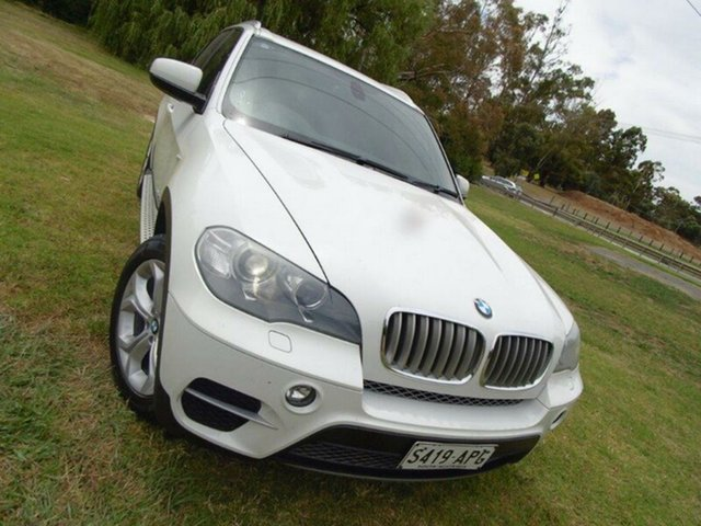Discounted Used BMW X5 xDrive40d Steptronic Sport, Cheltenham, 2011 BMW X5 xDrive40d Steptronic Sport Wagon