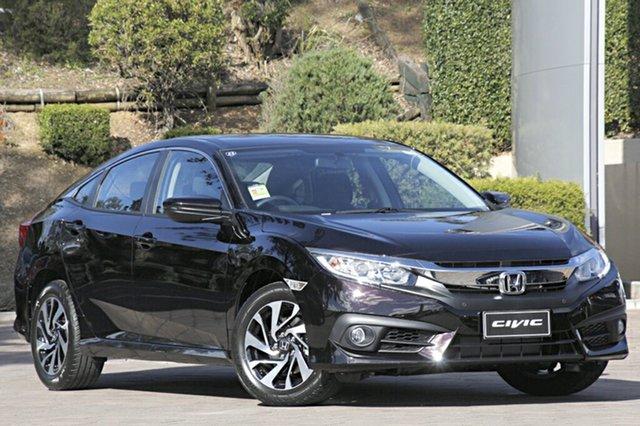 New Honda Civic VTi-S, Warwick Farm, 2016 Honda Civic VTi-S Sedan