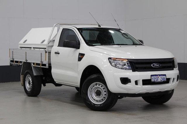 Used Ford Ranger XL 2.2 HI-Rider (4x2), Bentley, 2011 Ford Ranger XL 2.2 HI-Rider (4x2) Cab Chassis