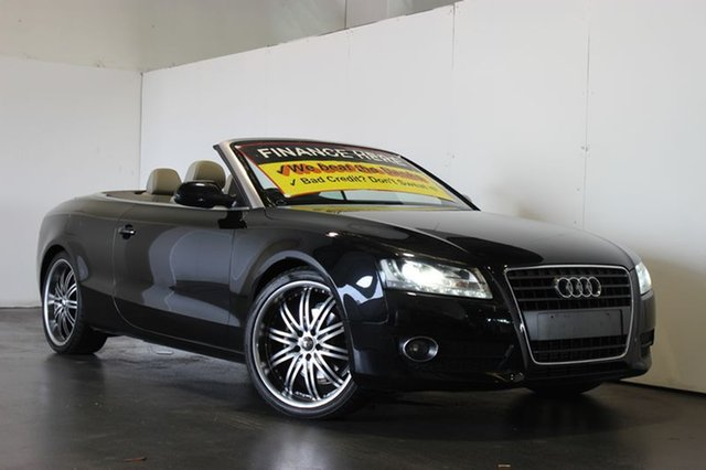 Discounted Used Audi A5 2.0 TFSI, Underwood, 2010 Audi A5 2.0 TFSI Cabriolet