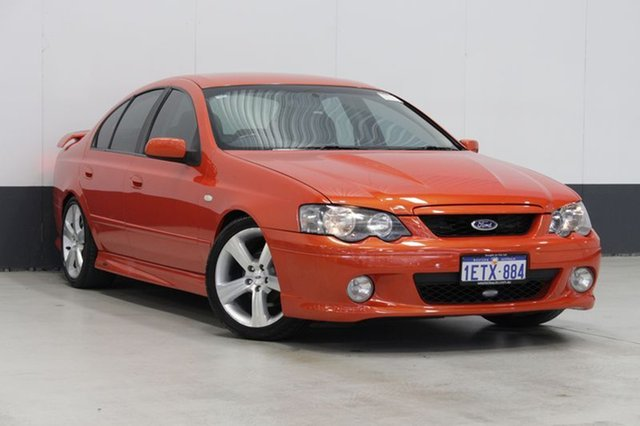 Used Ford Falcon XR8, Bentley, 2005 Ford Falcon XR8 Sedan