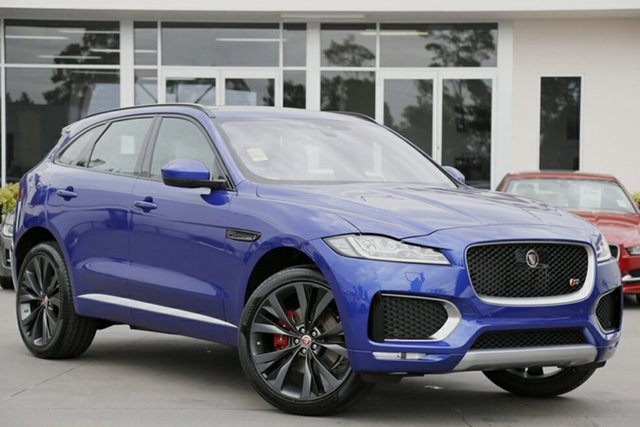 New Jaguar F-Pace 35t AWD First Edition, Southport, 2016 Jaguar F-Pace 35t AWD First Edition SUV