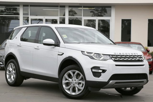New Land Rover Discovery Sport TD4 180 HSE, Narellan, 2016 Land Rover Discovery Sport TD4 180 HSE SUV
