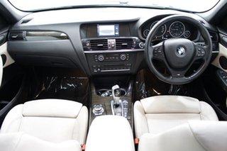 2012 BMW X3 xDrive 30D Wagon.