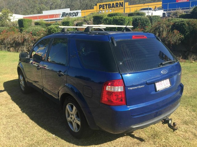 Used Ford Territory SR AWD, Burleigh Heads, 2009 Ford Territory SR AWD SY Wagon