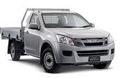 New Isuzu D-MAX 4x2 Single Cab Chassis SX, Blue Ribbon Motors, Yamanto