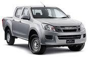 New Isuzu D-MAX 4x4 Crew Cab Ute SX, Blue Ribbon Motors, Yamanto