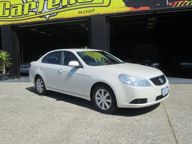 Used Holden Epica CDX, O'Connor, 2009 Holden Epica CDX Sedan
