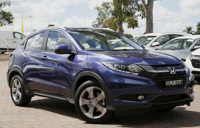 Discounted Demonstrator, Demo, Near New Honda HR-V VTi-S, Southport, 2016 Honda HR-V VTi-S Hatchback