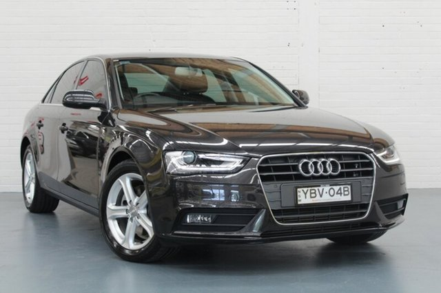 Used Audi A4 Multitronic, Hamilton, 2013 Audi A4 Multitronic Sedan