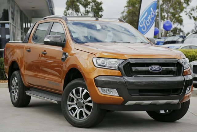 Discounted New Ford Ranger Wildtrak Double Cab, Narellan, 2016 Ford Ranger Wildtrak Double Cab Utility