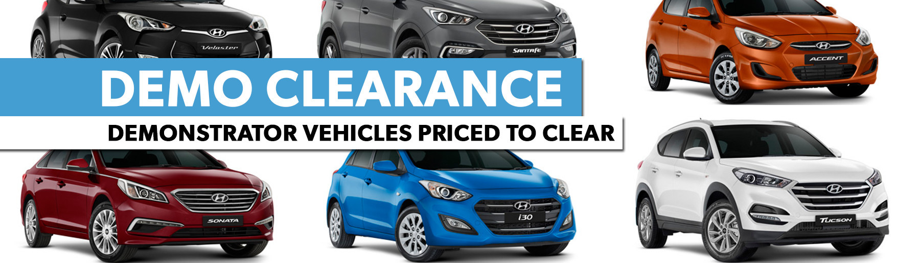 Brisbane Hyundai Demo Clearance