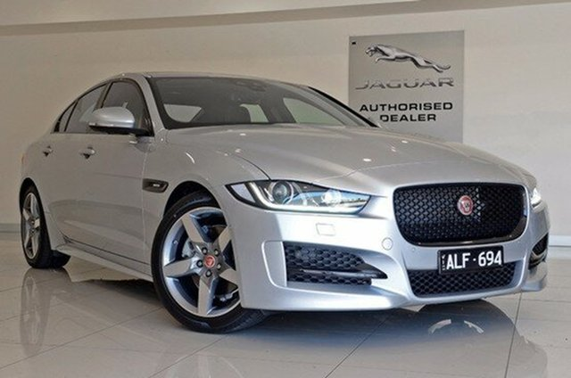 Demonstrator, Demo, Near New Jaguar XE 20D R-Sport, Doncaster, 2017 Jaguar XE 20D R-Sport Sedan