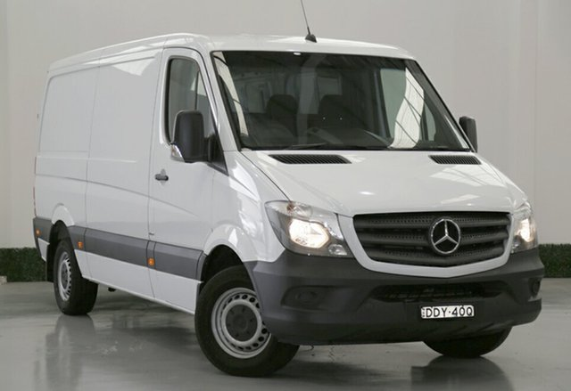 Demonstrator, Demo, Near New Mercedes-Benz Sprinter 313CDI Low Roof MWB 7G-Tronic, Southport, 2015 Mercedes-Benz Sprinter 313CDI Low Roof MWB 7G-Tronic Van