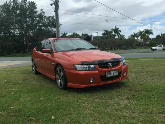 Used Holden Commodore SS, Burleigh Heads, 2005 Holden Commodore SS VZ Sedan