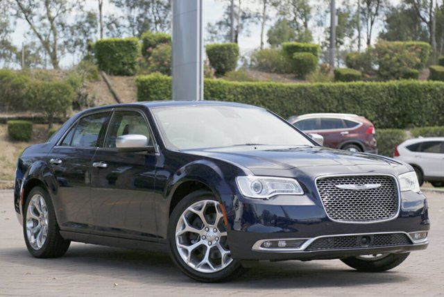 Discounted Demonstrator, Demo, Near New Chrysler 300 C E-Shift Luxury, Southport, 2016 Chrysler 300 C E-Shift Luxury Sedan