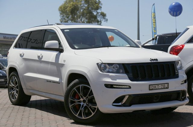 Used Jeep Grand Cherokee SRT-8, Narellan, 2012 Jeep Grand Cherokee SRT-8 SUV