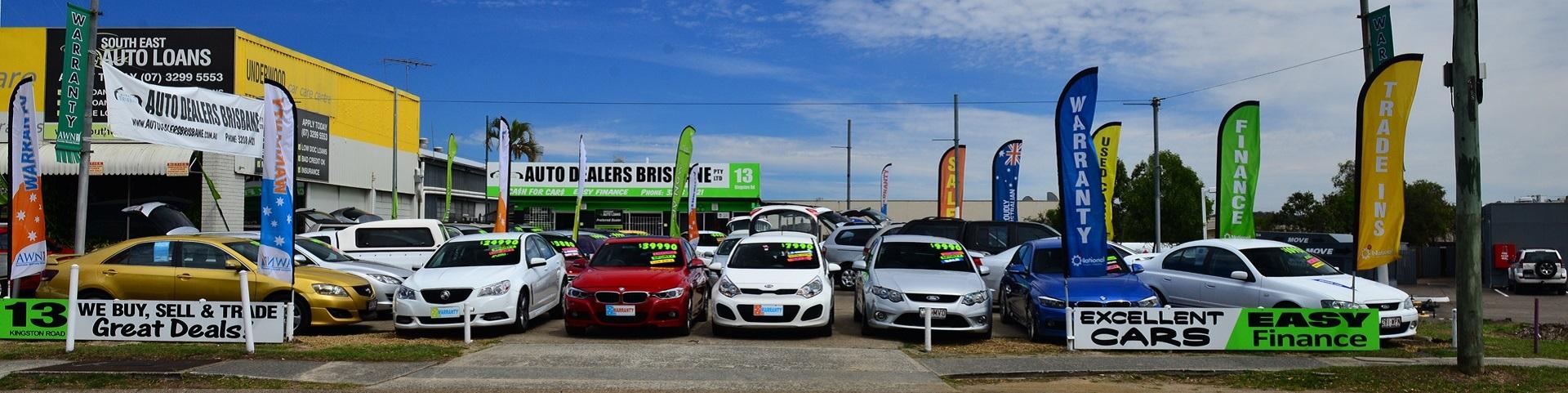 Auto Dealers Brisbane, Kingston Road