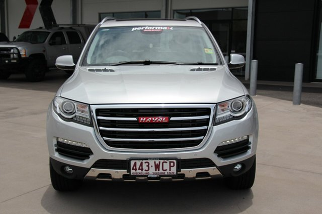 Discounted Demonstrator, Demo, Near New Haval H8 Premium 2WD, North Lakes, 2015 Haval H8 Premium 2WD Wagon