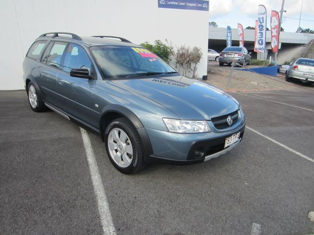 Used Holden Adventra SX6, Alexandra Headland, 2006 Holden Adventra SX6 Wagon