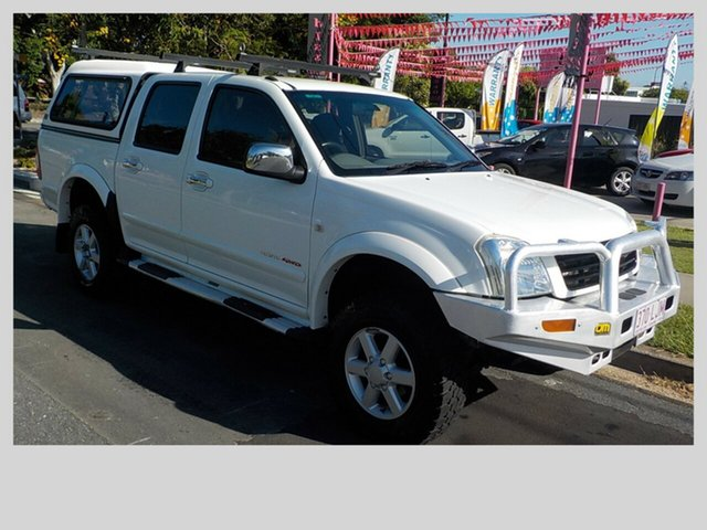 Used Holden Rodeo, Margate, 2005 Holden Rodeo Dual Cab