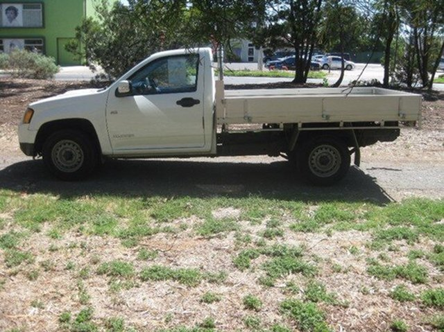 Used Holden Colorado LX, Beverley, 2010 Holden Colorado LX Cab Chassis